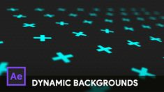 Dynamic Animated Background - After Effects Tutorial Vfx Tutorial, Cinema 4d Tutorial, Motion Design, Adobe After Effects Tutorials, Motion Graphs, 3d Cinema, After Effect Tutorial, Adobe Illustrator Tutorials, How To Make Animations