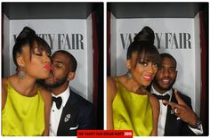 Intimate Celebrity Couple Portraits Inside Vanity Fair's Oscar Party Photo Booth - My Modern Met