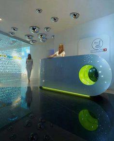 Amazing Spa Interior Design 1