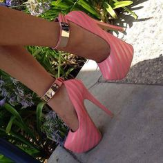 Wild Rose Elle-116 #Sexy Ankle Strap #Pumps ... #shoes   #heels   #fashion