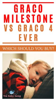 Graco Milestone vs Graco - Which Should You Buy? - The Baby Swag Newborn Baby Tips, Best Car Seats, Booster Car Seat, Baby Swag, Buy Buy Baby, Baby Hacks, Mom Blogs, Parenting Hacks, How To Fall Asleep