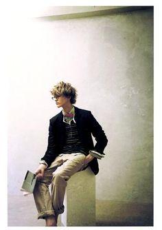 Oliver Welton - the Fashion Spot