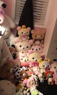 Cute Bedroom Decor, Bedroom Inspo, Dream Rooms, Dream Bedroom, Hello Kitty House, Pastel Room, Cute Room Ideas, Kawaii Room, Gamer Room