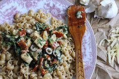 Quorngryta Pasta Salad, Ethnic Recipes, Food, Crab Pasta Salad, Essen, Meals, Yemek, Eten