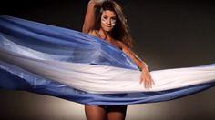 Resultado de imagen para ivana nadal camiseta argentina