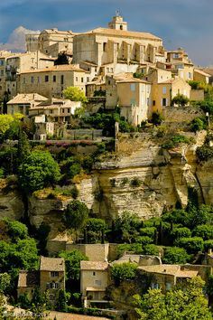 Gordes, France. Gordes, un des Plus Beaux Villages de France...