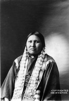 Mrs. Jerome Standing Soldier - Hunkpapa - 1902