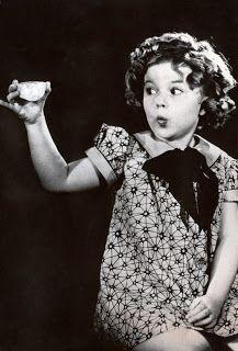 SHIRLEY TEMPLE (Shirley Jane Temple Black)