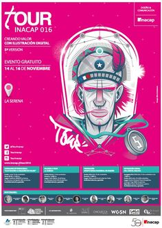Resultado de imagen para tour inacap cartel boliviano 2016