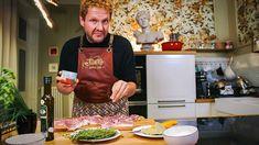 Ez aztán a menőség: Konfitált kacsacomb sütőtök krokettel - Mark and