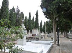 Cementerio San José. Cabra (Córdoba)