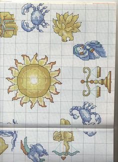Gallery.ru / Фото #52 - Cross Stitch Collection 101 февраль 2004 - tymannost