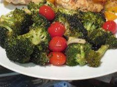Mediterranean Roasted Broccoli & Tomatoes   nutritionw