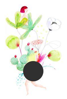 ilustración de Amy Borrell