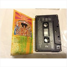 Axis: Bold as Love by Jimi Hendrix (Cassette, Sep-1993, MCA (USA) 008811089443  $2.98