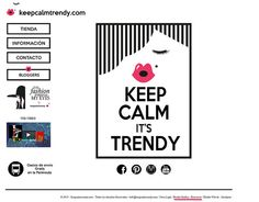estevavm's graphic design for www.keepcalmtrendy.com
