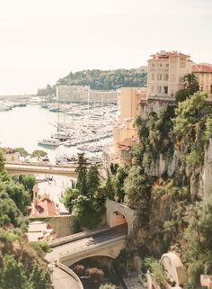 Photography by KT Merry Photography // Monaco, France