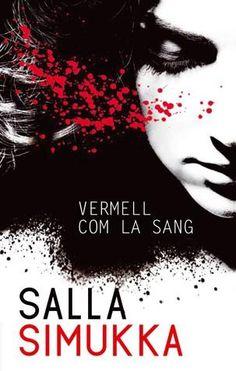 Punane nagu veri (Lumikki Andersson by Salla Simukka New Books, Books To Read, Thriller, Sang, Wish Come True, World Of Books, Black Books, Delena, Book Review