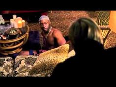 True Blood S2E04 Eric and Lafayette funny scene