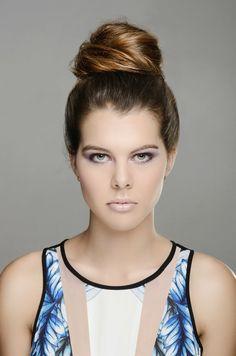 Tactful Top Knot - Style by KTIZO Hair & Skin Top Knot, Hair, Style, Fashion, Swag, Moda, High Bun, Hair Updo, Stylus
