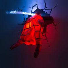Spidey Hand 3D Deco Light #spiderman