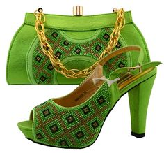 052d7b6461d63e doershow African Shoe and Bag Set for Party In Women Italian Matching Shoe  and Bag Set African Wedding Shoe and Bag Sets