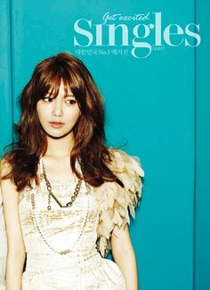 Girls' Generation's Sooyoung poses for 'Singles' magazine and receives praise as an actress