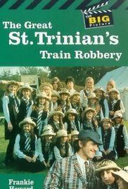 The Great St. Trinian's Train Robbery Poster