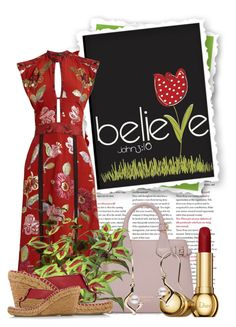 """""""Believe ......"""" by queenrachietemplateaddict ❤ liked on Polyvore featuring Burberry and Christian Dior"""