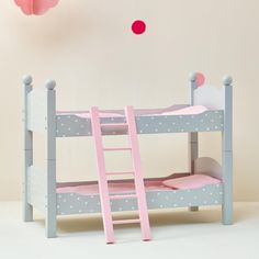 Olivia's Little World Doll Double Bunk Bed - TD-0095AG