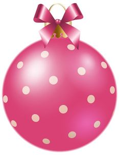 Ideas For Pink Christmas Tree Clipart Pink Christmas Ornaments, Christmas Tree Clipart, Ribbon On Christmas Tree, Christmas Tree Themes, Christmas Background, Christmas Balls, Christmas Pictures, Red Christmas, Christmas Wallpaper
