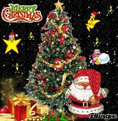 Merry Christmas :-) Animated Pictures for Sharing Merry Christmas Message, Merry Christmas Pictures, Merry Christmas Background, Happy Merry Christmas, Christmas Wallpaper, Christmas Greetings, Christmas Christmas, Merry Christmas Animation, Animated Christmas Tree