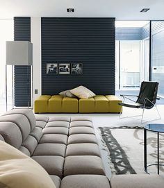Bestetti Associati Studio - Prefab House | via designismymuse