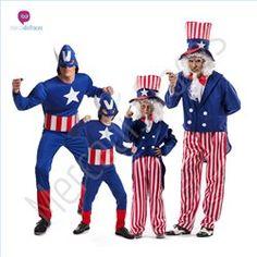 #Disfraces de #Carnaval de #Capitán America para grupos #mercadisfraces tienda de #disfraces online, #disfraces #originales y baratos para tus fiestas de #carnaval o #halloween