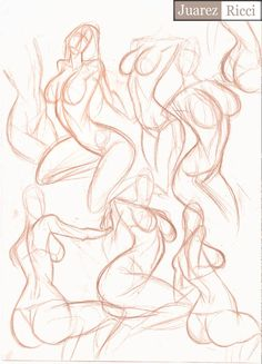 Sketchs 2 by ~juarezricci on deviantART