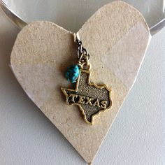 Texas Disaster Relief Fund Necklace!