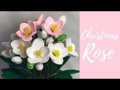 Watch The Video Splendid Crochet a Puff Flower Ideas. Wonderful Crochet a Puff Flower Ideas. Crochet Puff Flower, Crochet Flower Tutorial, Crochet Flower Patterns, Crochet Motif, Crochet Flowers, Crochet Stars, Origami Rose Flower, Christmas Rose, Crochet Christmas