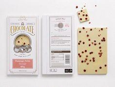 LAPP & FAO CHOCOLATE by Studio Chapeaux #chocolate