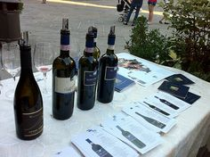 Tenuta Valdipiatta ( Montepulciano, Tuscany), wine tasting at the prestigious Enoteca Molesini in Cortona