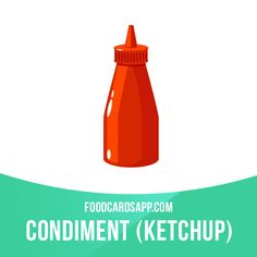 Many variations of ketchup were created, but the tomato-based version did not…