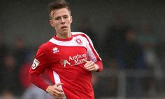 Chelsea send scouts to watch Welling United's non-League starlet Sam Corne...