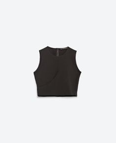 Image 6 of CROSSOVER TOP from Zara