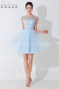 Beautiful dress for middle school Morp dance