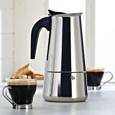 6 cup #continental #espresso coffee maker stainless steel #stove top percolator p,  View more on the LINK: http://www.zeppy.io/product/gb/2/361474846445/