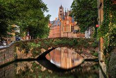 Bruges, panorama