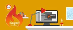 CodeIgniter is an open source and powerful framework used for developing web applications on PHP. It is loosely based on MVC pattern and similar to Cake PHP. It is very easy to use compare to other PHP frameworks.