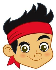 Star Cutouts - Disfraz Jake y los piratas de nunca jamás unisex a partir de 3 años (Star Cutouts SM86): Amazon.es: Juguetes y juegos
