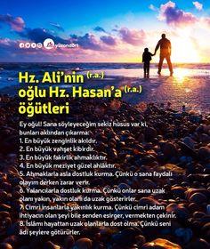 Hz.Ali (r.a) Allah Islam, Islam Quran, Good Sentences, Circumcision, Islamic Teachings, Imam Ali, Writing Pens, Wise Quotes, Hadith