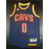 b53273a63 2016 NBA Cleveland Cavaliers 0 Love Blue Jerseys