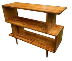 Hey, I found this really awesome Etsy listing at https://www.etsy.com/listing/115069217/mid-century-inspired-bookshelf